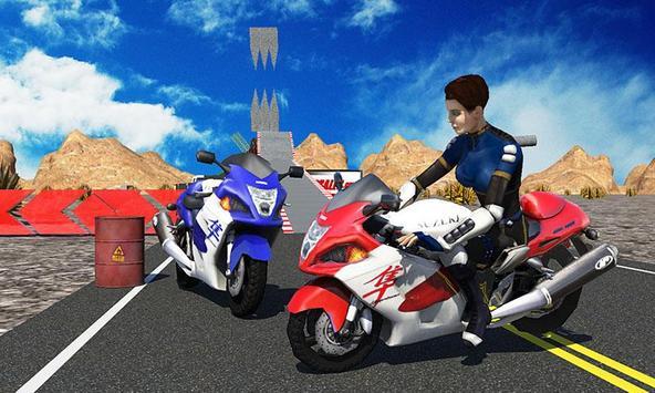 Mad Bike Stunts: Crazy Tricks Master screenshot 2