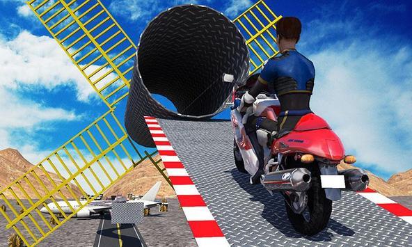 Mad Bike Stunts: Crazy Tricks Master screenshot 4