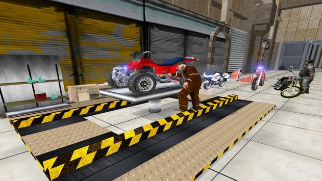 Motobike Mechanic workshop Sim apk screenshot