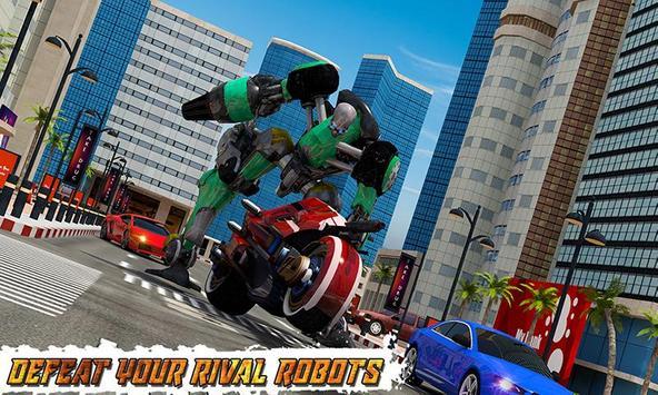Moto Robot Transformation screenshot 4