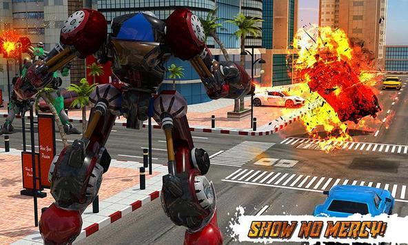 Moto Robot Transformation screenshot 5