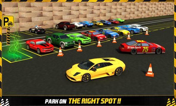Car Parking - Multilevel poster