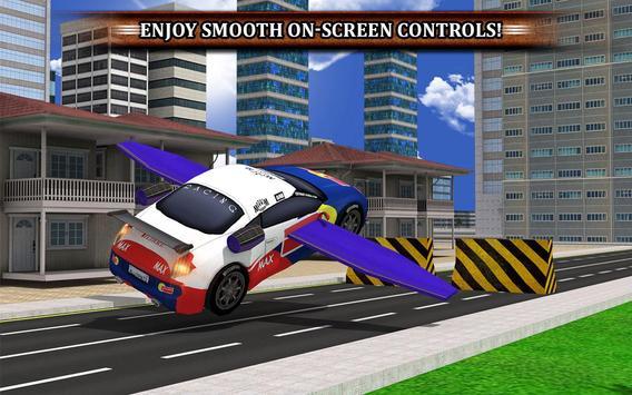 Multistorey Flying Car Parking apk screenshot