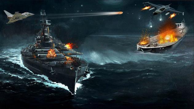 Navy combat battleship war apk screenshot