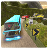Tourist Coach Bus Simulator icon