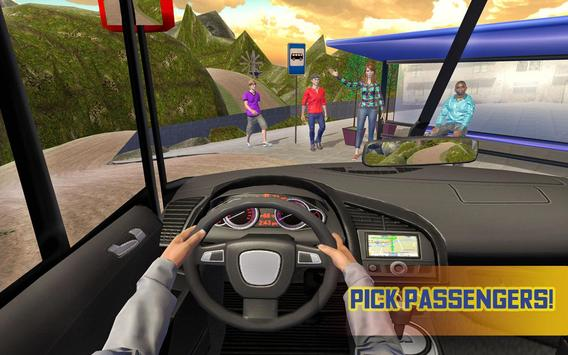 Tourist Coach Bus Simulator apk screenshot