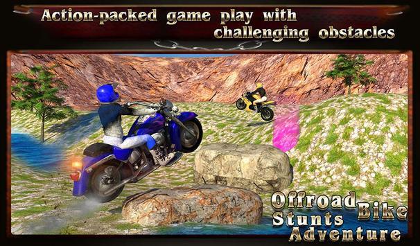 Offroad Bike: Stunts Adventure apk screenshot