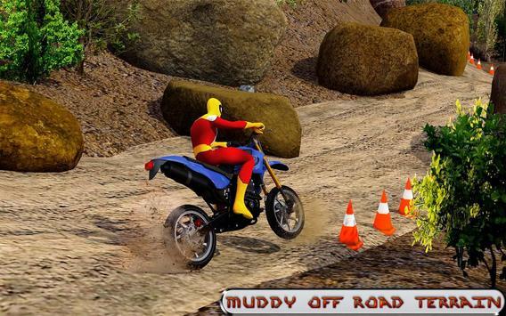 Bike off Road Dirt Racing: Moto Hill Legends 3D screenshot 7