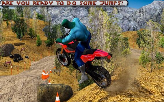 Bike off Road Dirt Racing: Moto Hill Legends 3D screenshot 8