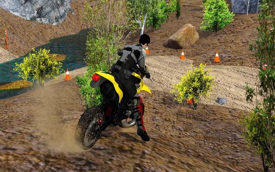Bike off Road Dirt Racing: Moto Hill Legends 3D screenshot 9