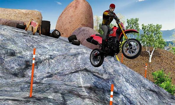 Bike off Road Dirt Racing: Moto Hill Legends 3D poster