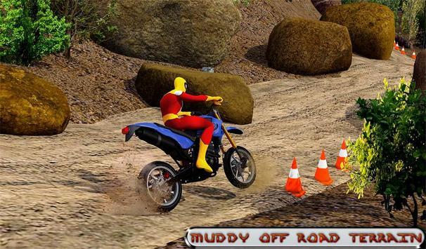 Bike off Road Dirt Racing: Moto Hill Legends 3D screenshot 12