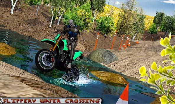 Bike off Road Dirt Racing: Moto Hill Legends 3D screenshot 1