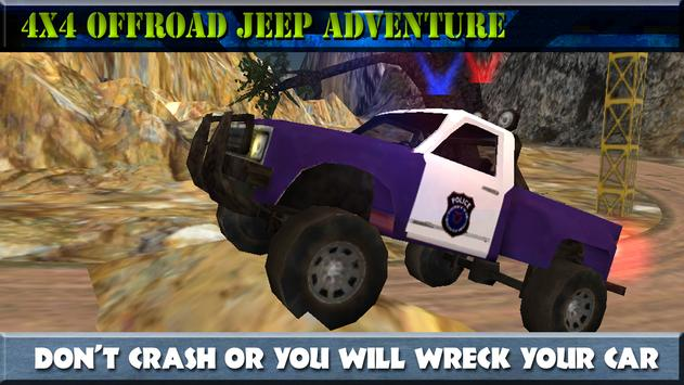 4x4 Offroad Jeep Adventure screenshot 2