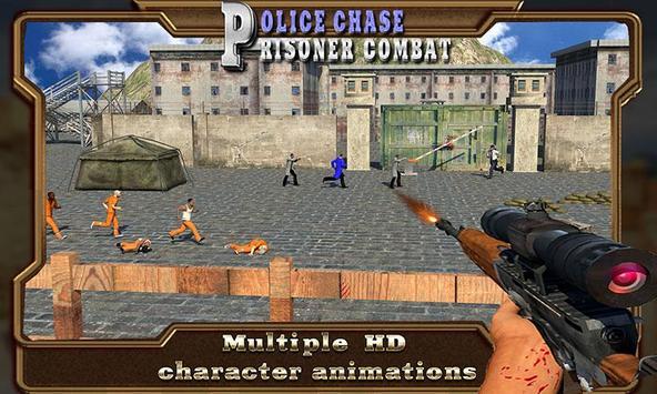Police Chase: Prisoner Combat apk screenshot