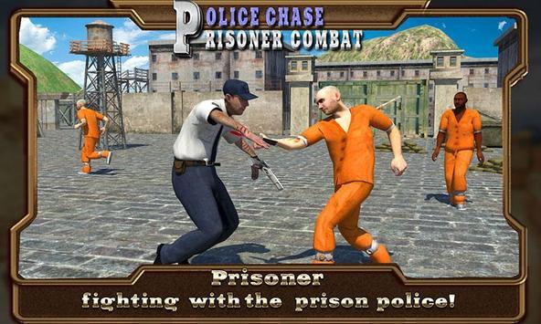 Police Chase: Prisoner Combat poster