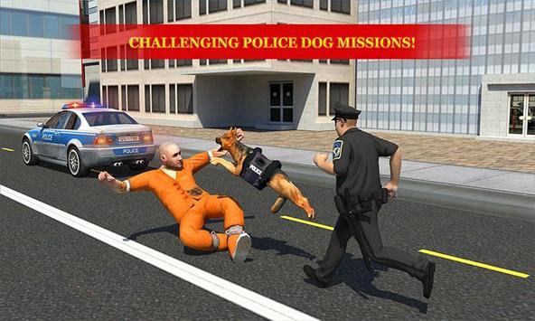 Police Dog 3D: Prisoner Escape poster