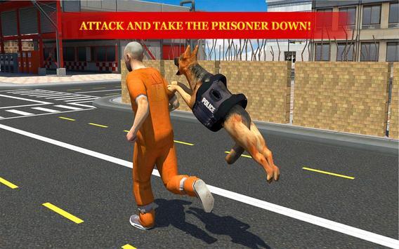 Police Dog 3D: Prisoner Escape apk screenshot