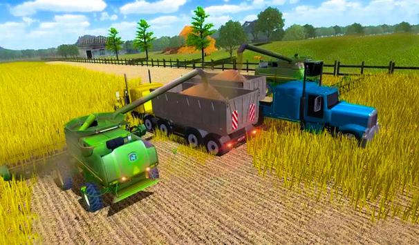 Real Tractor Farming Sim 2019 screenshot 2