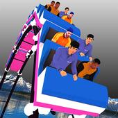 Roller Coaster Drive Simulator icon