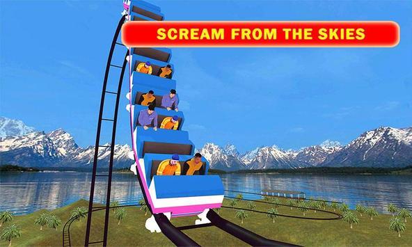 Roller Coaster Drive Simulator screenshot 2