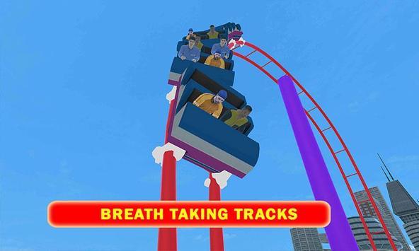 Roller Coaster Drive Simulator screenshot 4