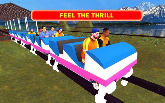 Roller Coaster Drive Simulator screenshot 7