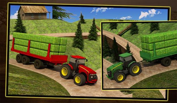Silase Transporter Tractor screenshot 16