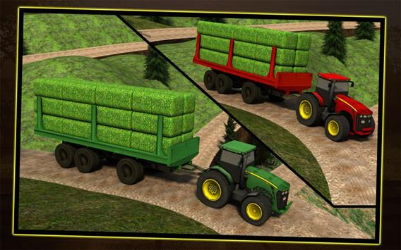 Silase Transporter Tractor screenshot 11