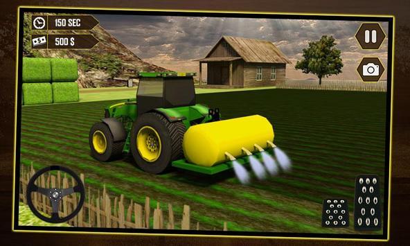 Silase Transporter Tractor screenshot 1