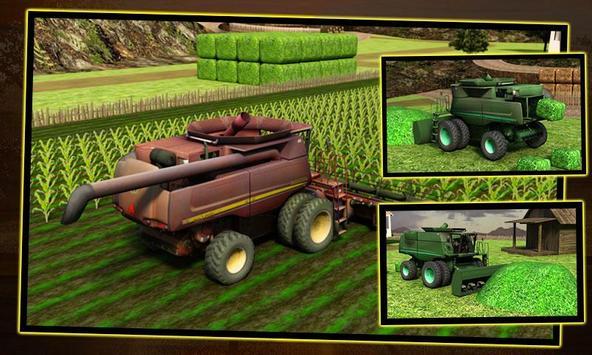 Silase Transporter Tractor screenshot 2