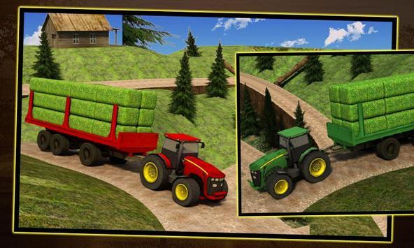Silase Transporter Tractor screenshot 4