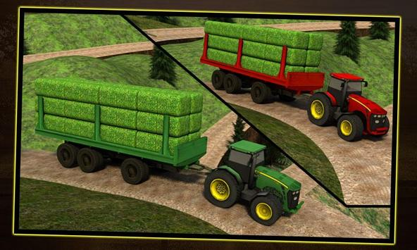 Silase Transporter Tractor screenshot 5