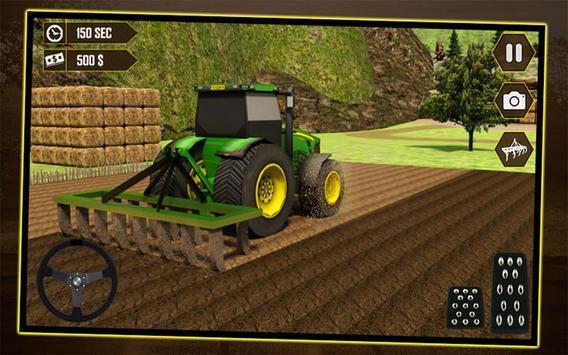 Silase Transporter Tractor screenshot 6