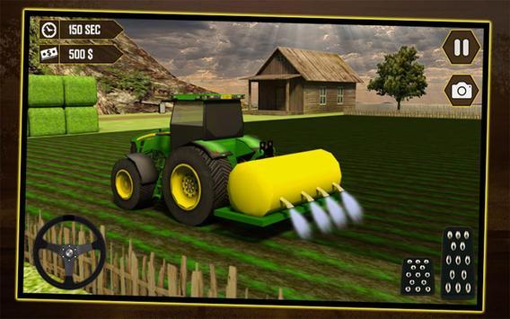 Silase Transporter Tractor screenshot 7