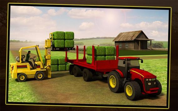 Silase Transporter Tractor screenshot 9