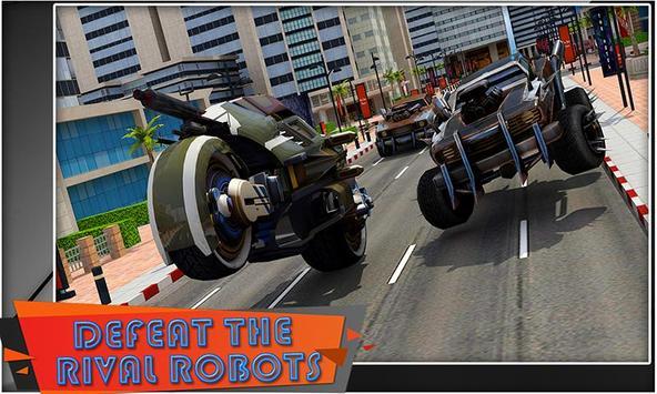 Super Robot Transformation apk screenshot