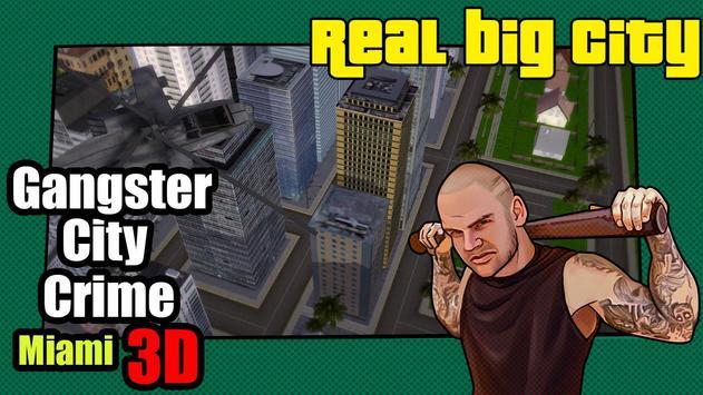 Gangstar City : Crime Miami screenshot 3