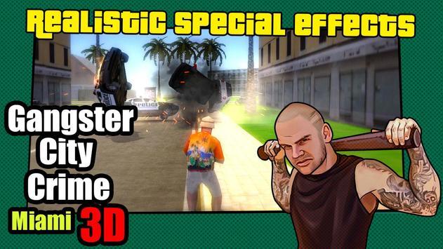 Gangstar City : Crime Miami screenshot 2