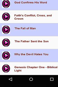Great Christian Pastors Sermons apk screenshot
