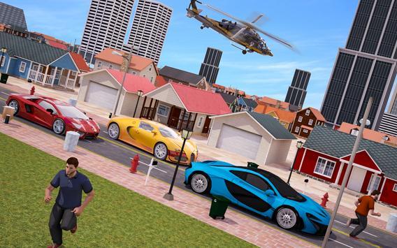 Grand City Thug Crime Gangster تصوير الشاشة 1