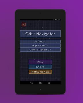 Orbit Navigator apk screenshot