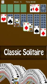 Classic Solitaire 2018 poster
