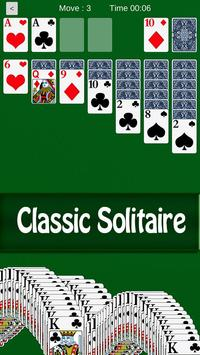 Classic Solitaire 2018 screenshot 1