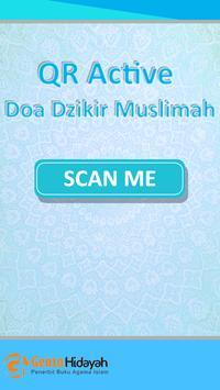 QRActive Doa Dzikir Muslimah screenshot 1