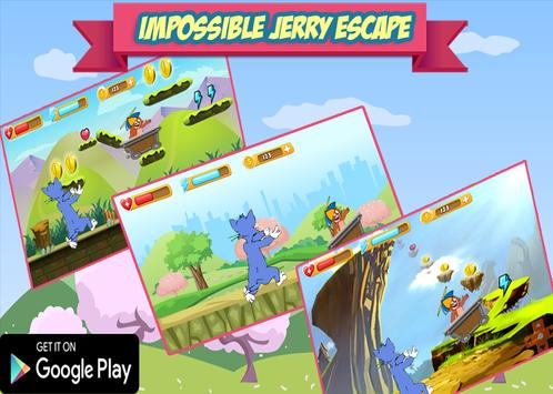 Jerry Escaping Angry Tom apk screenshot