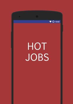 GH Job Hub poster