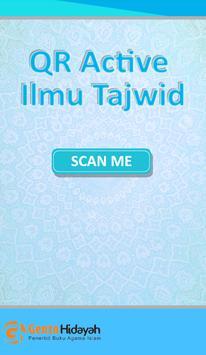 QRActive Ilmu Tajwid poster