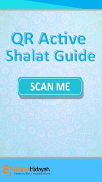 QRActive Shalat Guide poster