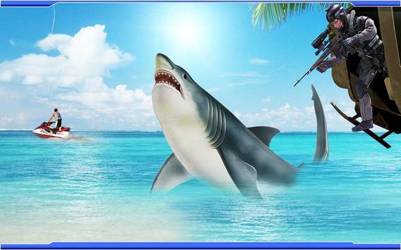 Shark Sniper Hunting 2017 poster